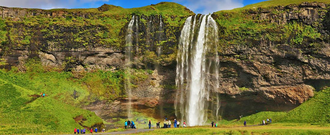 Island rundrejse