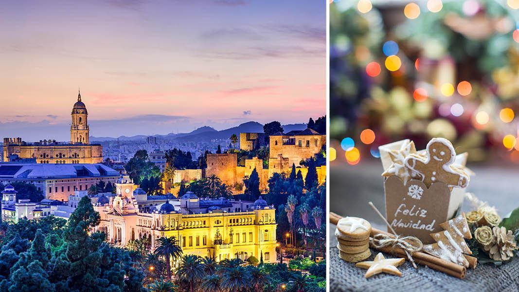 Julestemning i Málaga - Kultur og Kaviar