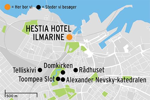 Julemarked I Tallinn
