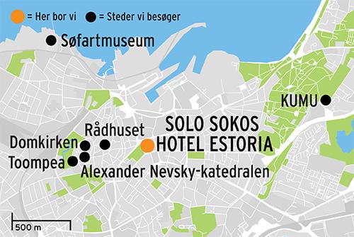 Nytar I Tallinn