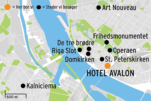 Julemarked I Riga Shopping Kultur Og Ferie I Letlands Hovedstad