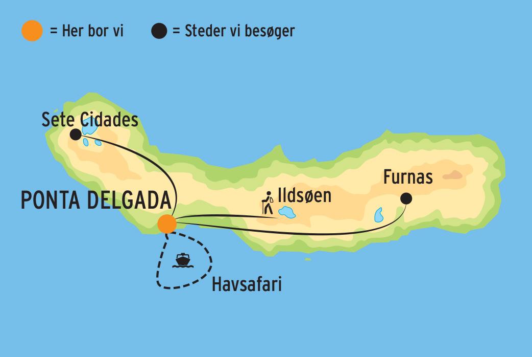 Ferie I Portugal Book Rejse Til Ohop Pa Madeira Og Azorerne