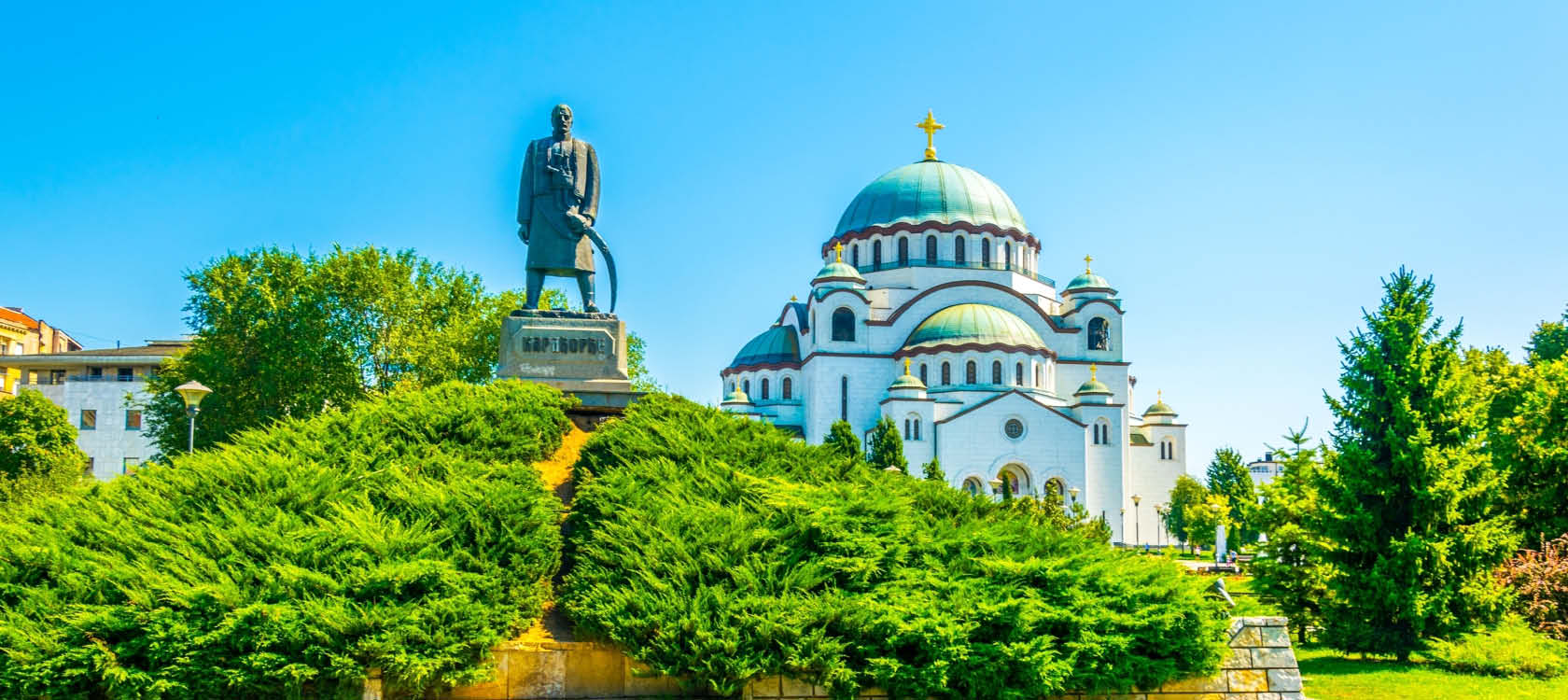 Serbiens hovedstad Beograd