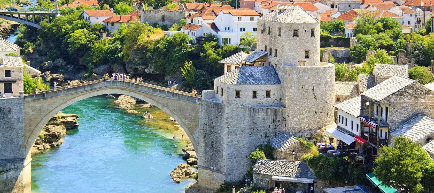 Rundrejse i Balkan