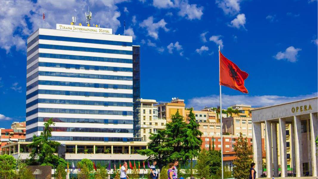 Hotel Tirana International i Tirana