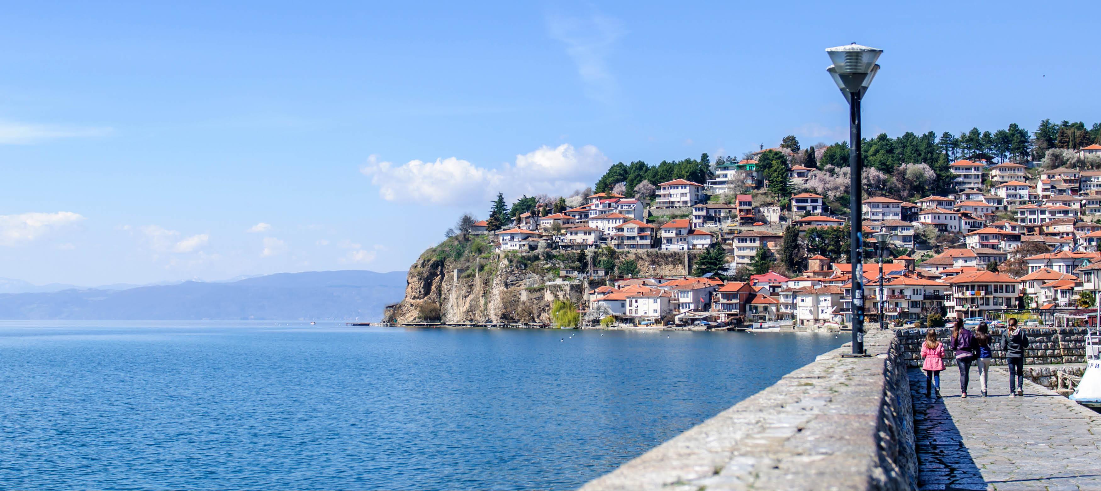 Ohrid Sydbalkan