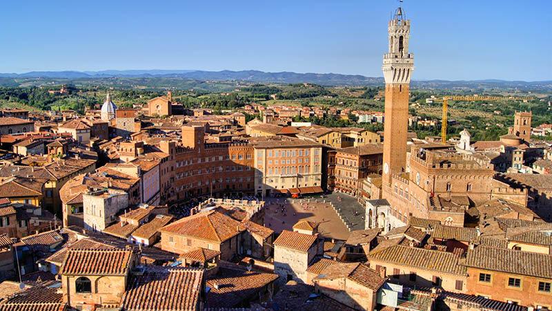 En rejseberetning fra Toscana og Umbrien