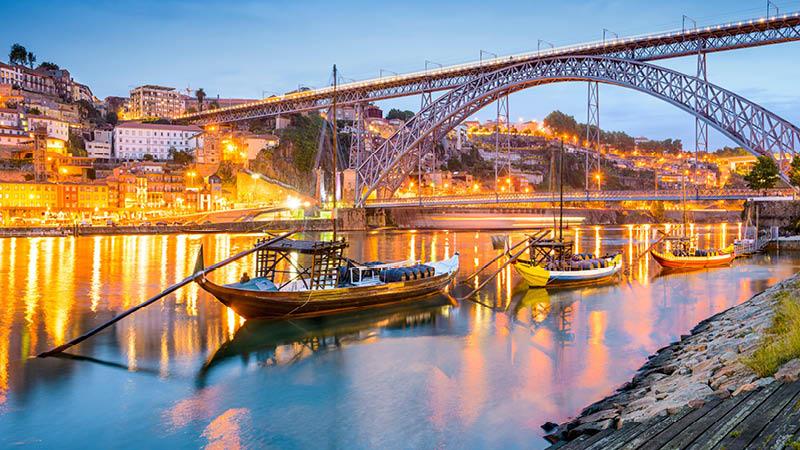 Igor fortæller om Klassiske Portugal, dansk rejseleder