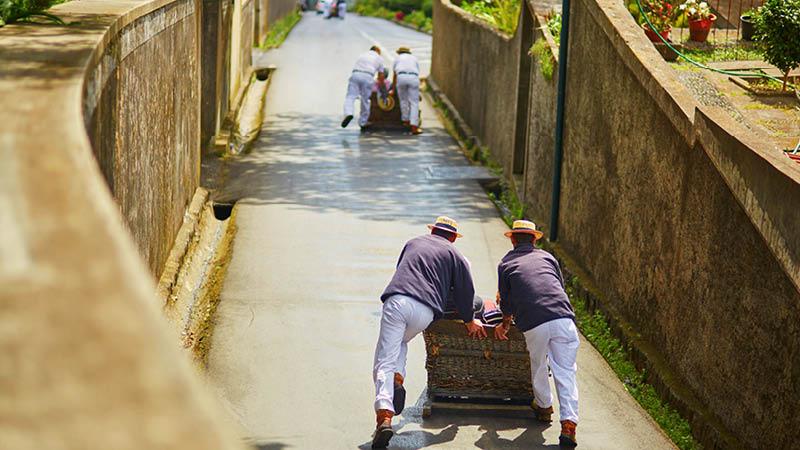 Madeira Special med Kulturrejser Europa og Igor, dansk rejseleder