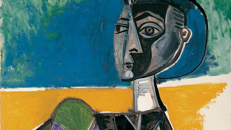 Pablo Picasso, Malaga, Barcelona, rejser til Spanien