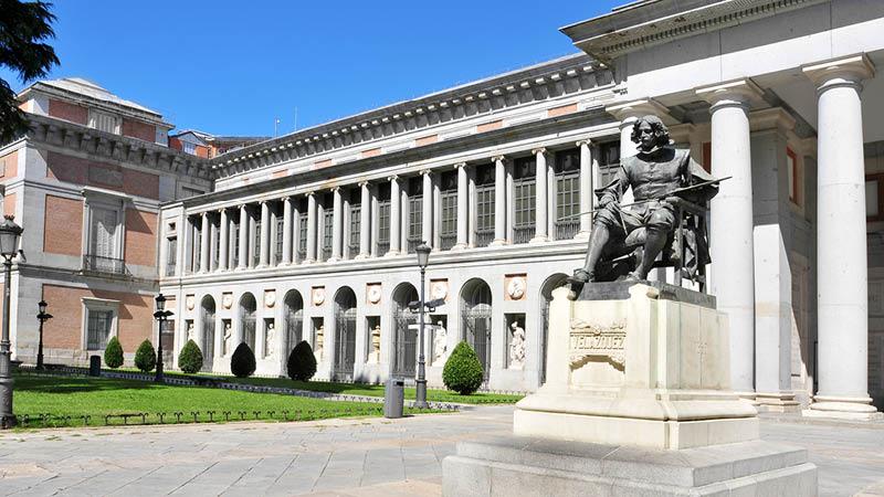 Prado-museet i Madrid med ny fantastisk særudstilling
