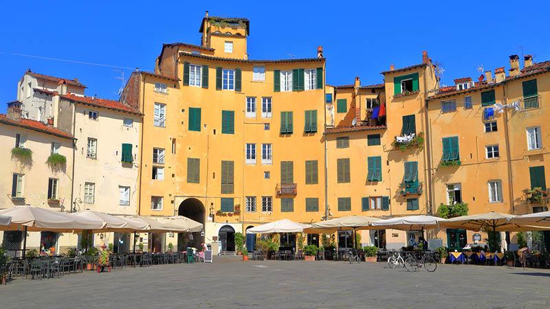 Lucca, Italien
