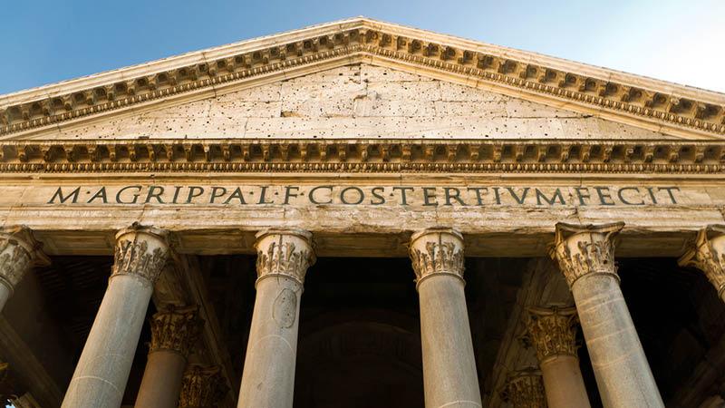 Rom og arkitekturen