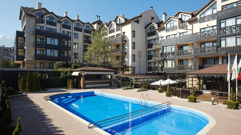 premier luxury hotel bansko bulgarien