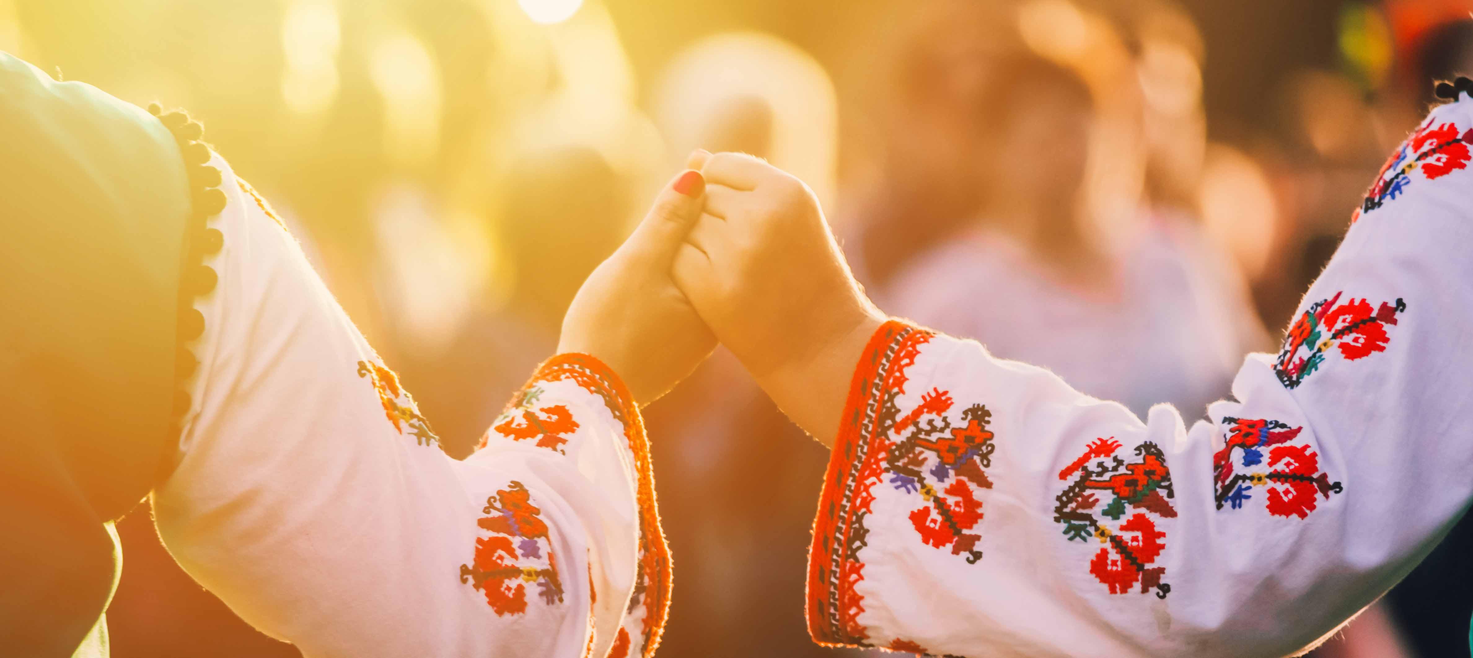 Bulgarske folkedragter