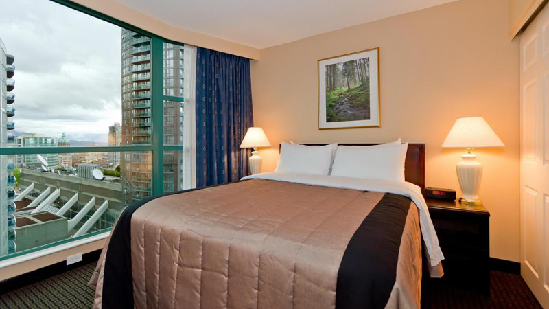 v�relse p� Rosedale on Robson Suite Hotel