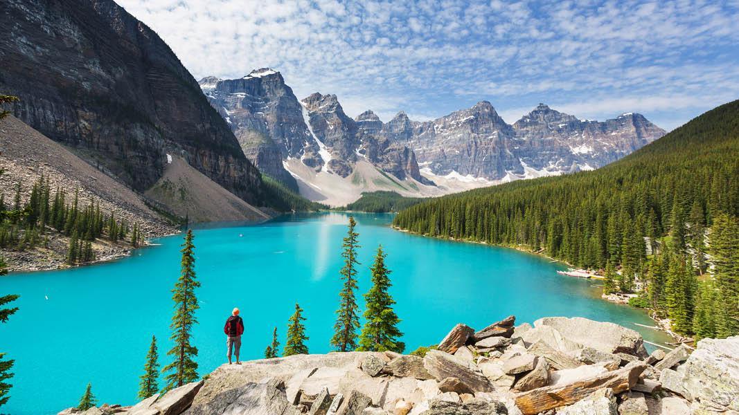 Moraina Lake, Canada