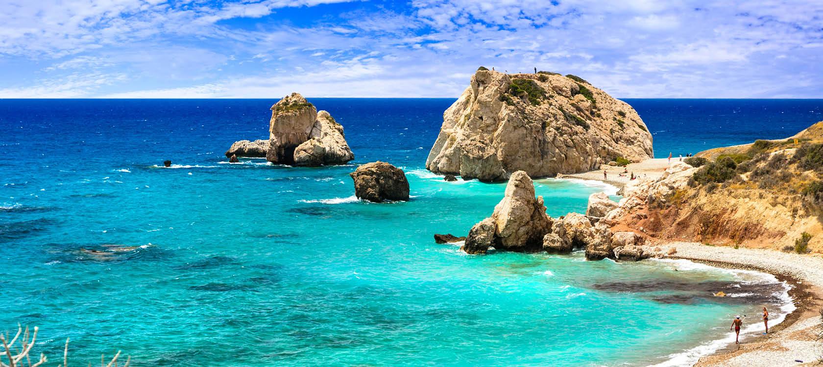 Afrodites smukke ø, Cypern i Middelhavet