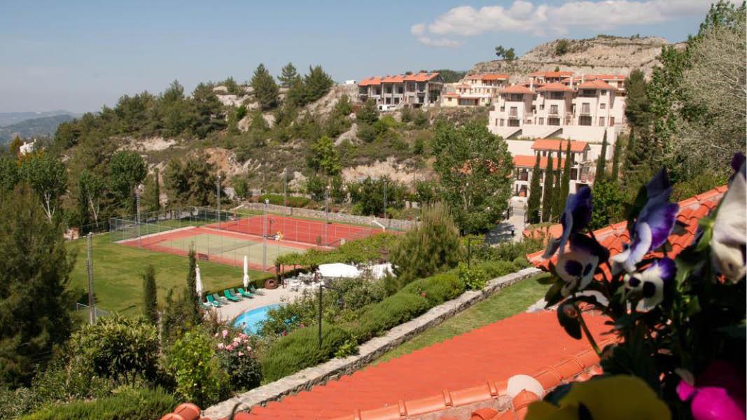 Cypern, Rodon Hotel and resort