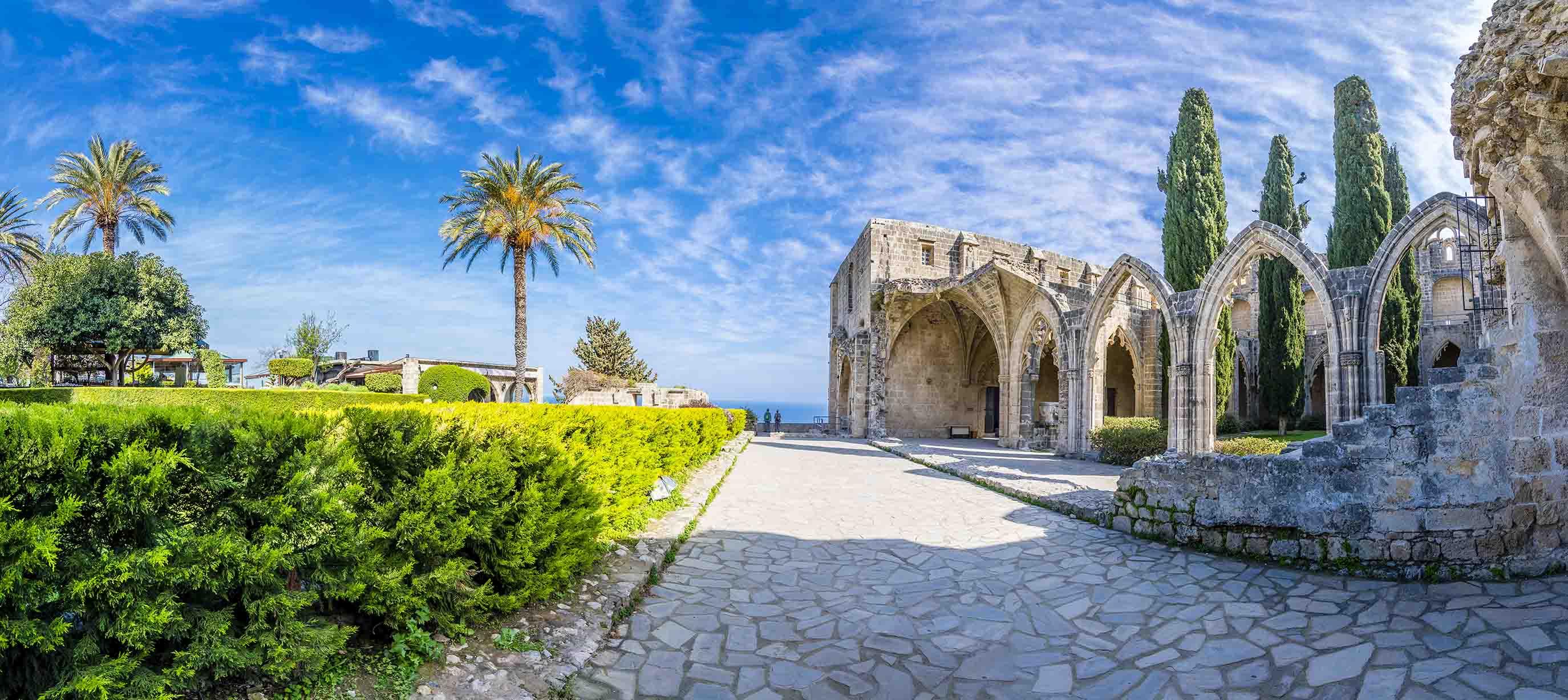 Bellapais Abbey Kyrenia