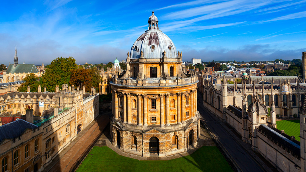 Oxford i England