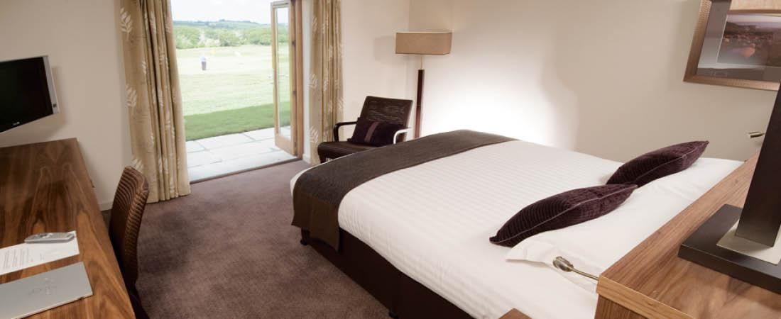 v�relse p� Lanhydrock Golf Hotel