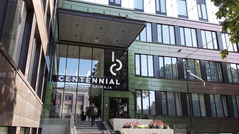 Hotel Centennial i Tallin