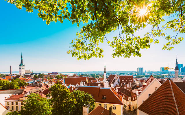 Danskerbyen Tallinn - Erasmus++