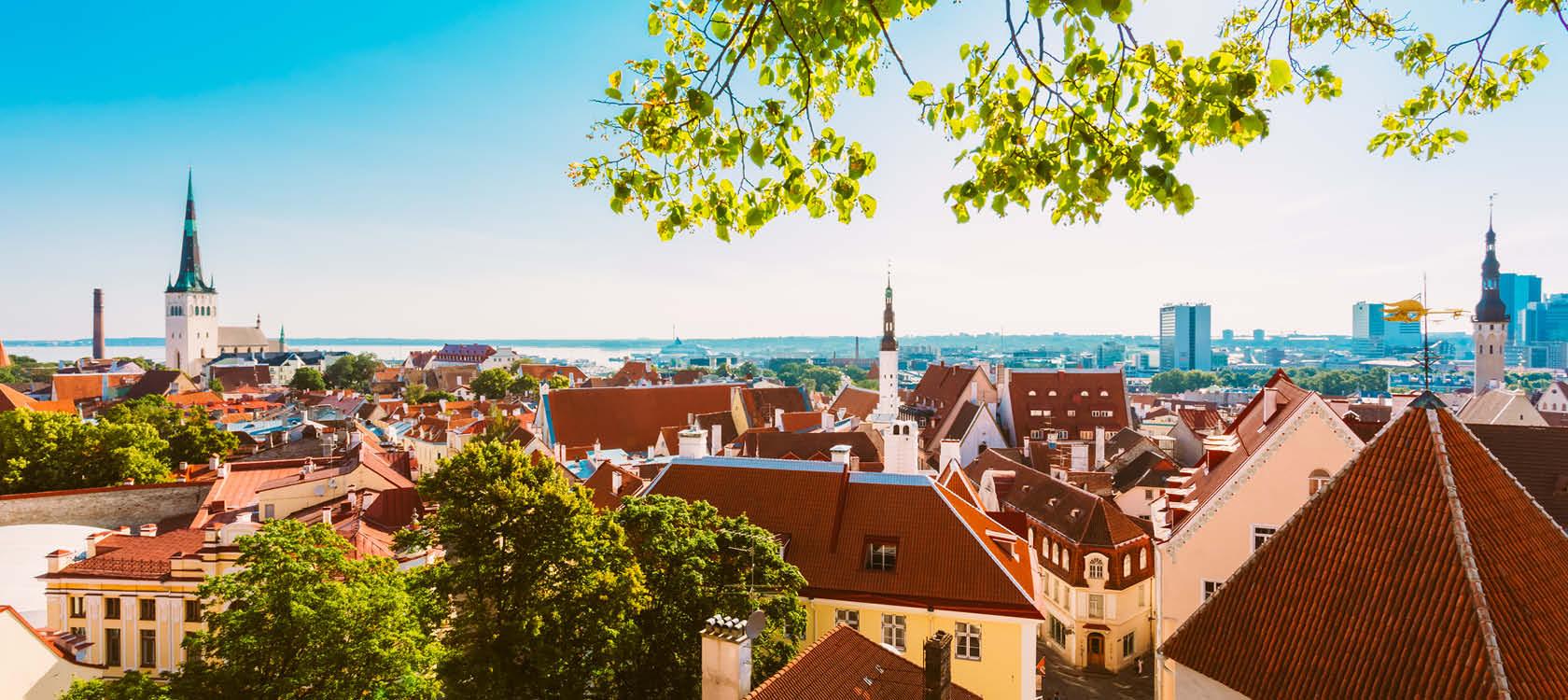 Tallinn storbyferie