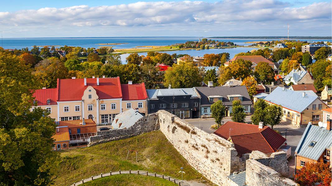estland, rundrejse