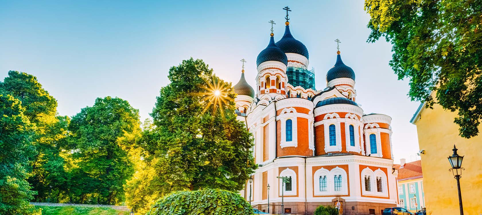 katedral tallinn estland