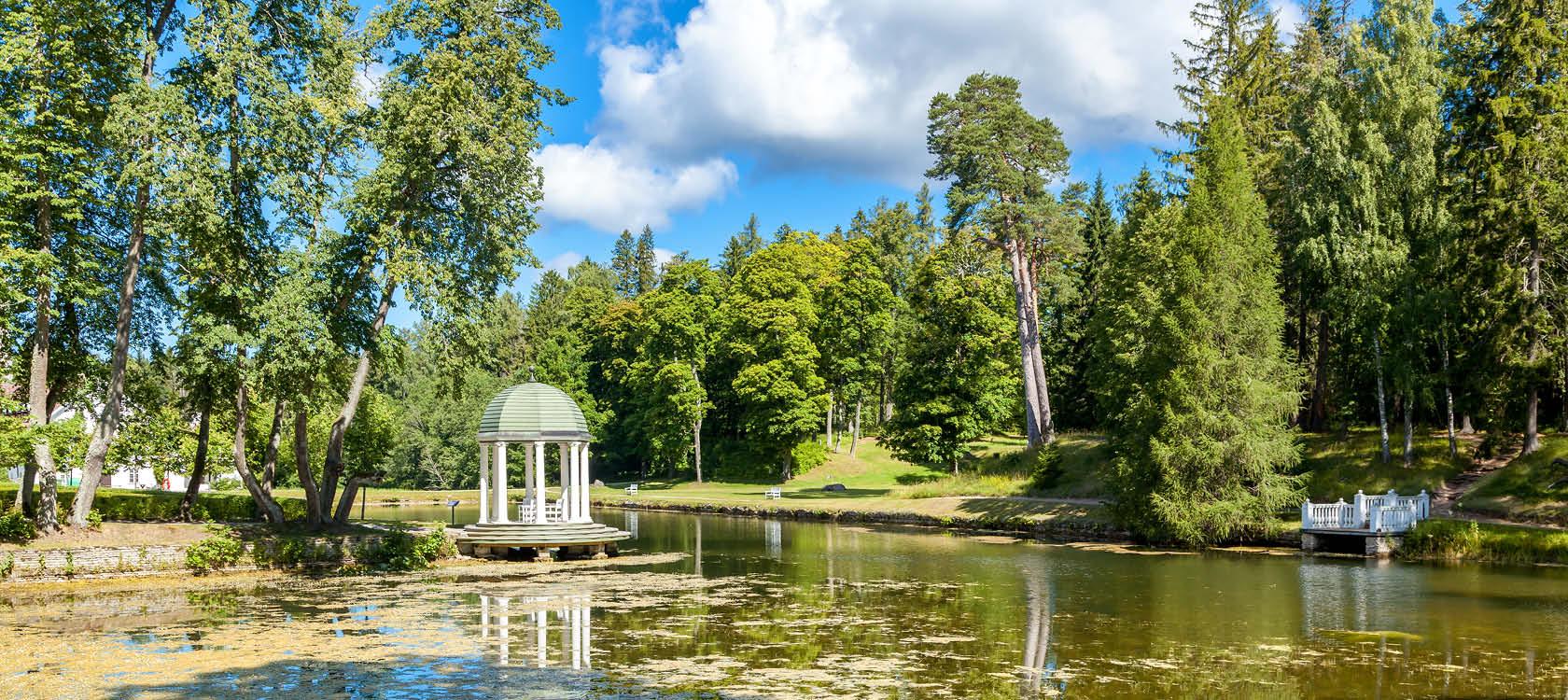 Utroligt smukke Estland