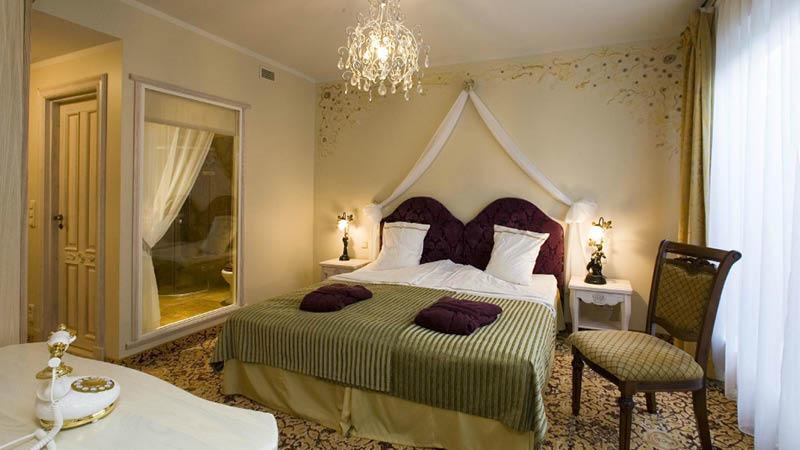 Standard værelse hos Grand rose spa hotel