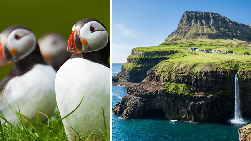 Færøerne - Vagar gasdalur