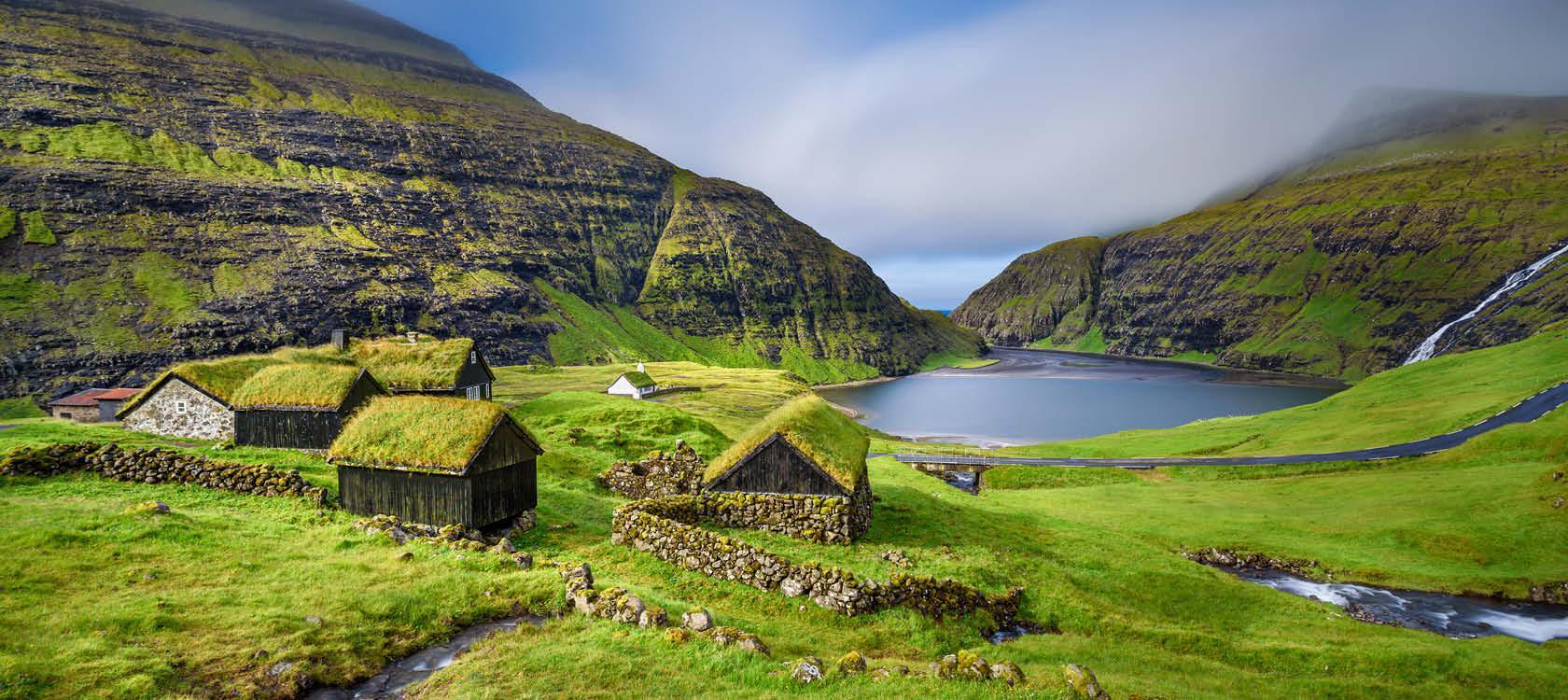 Oplev Færøernes smukke natur