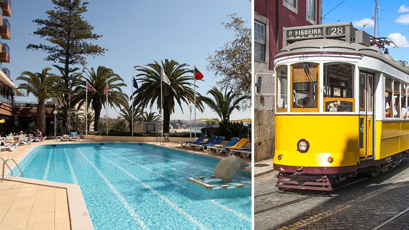 Langtidsferie på Lissabonkysten
