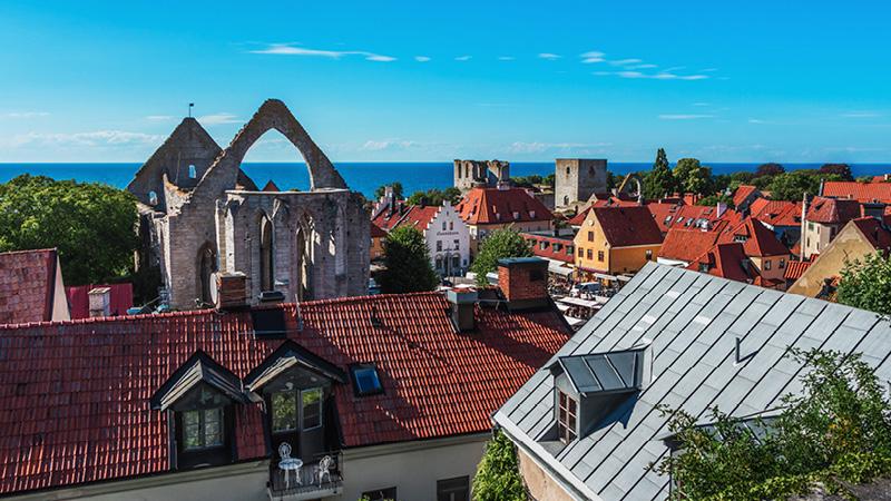 Gotland - svensk sommeridyl