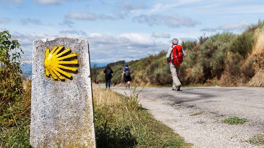 Vandreferie på Caminoen