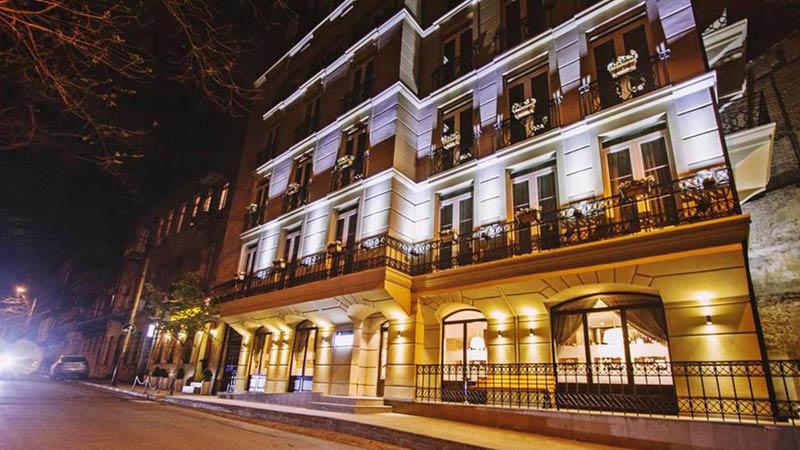 art boutique hotel tbilisi
