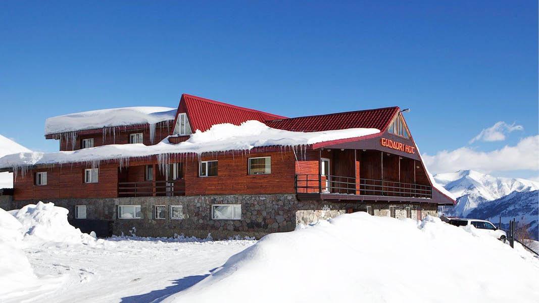 Gudauri Hut