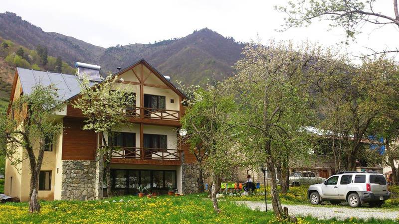 Hotel Chubu Mestia