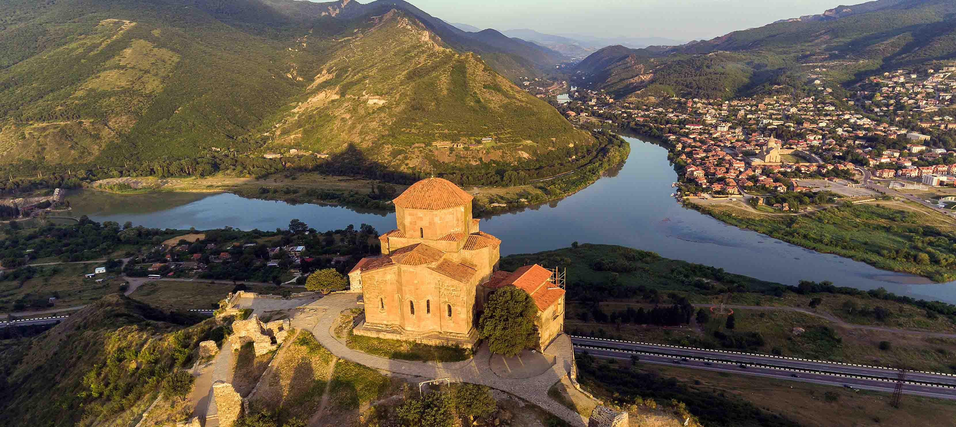 Mtkvari, Jvarir-klosteret