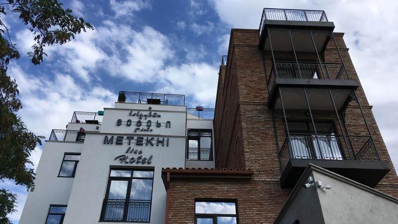 Metekhi Line hotel