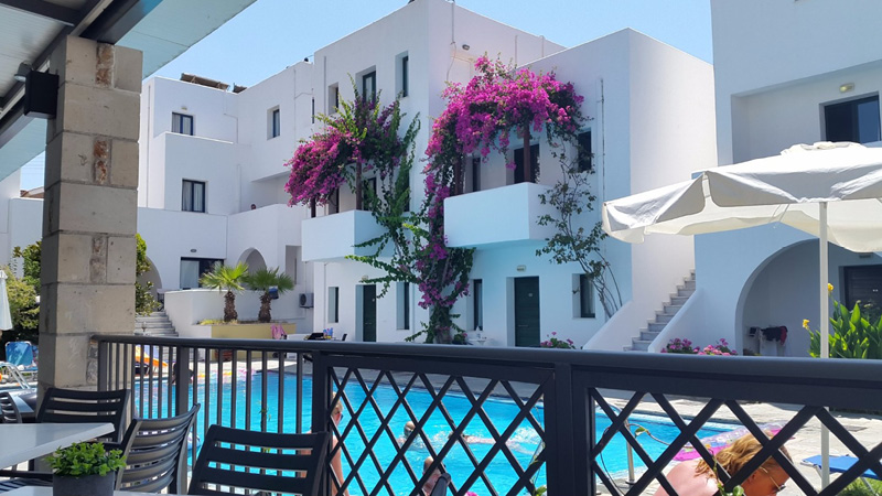 eva suites and apartments kreta grækenland