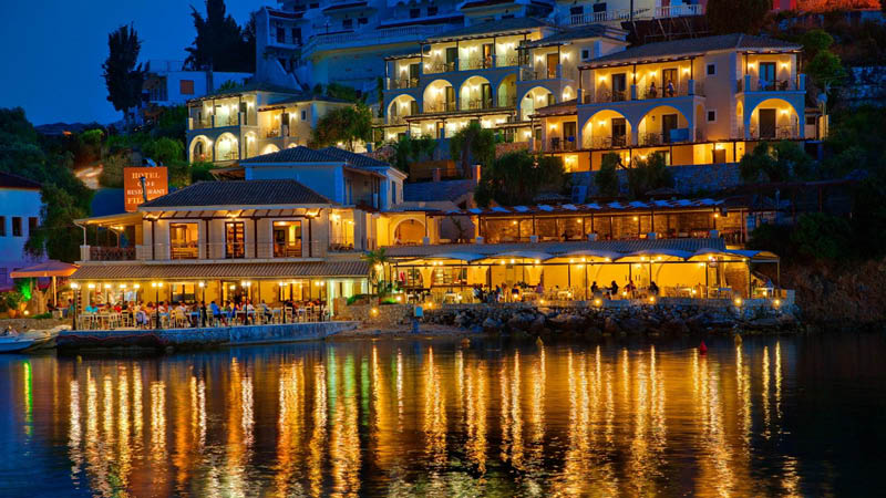 hotel filakas Grækenland