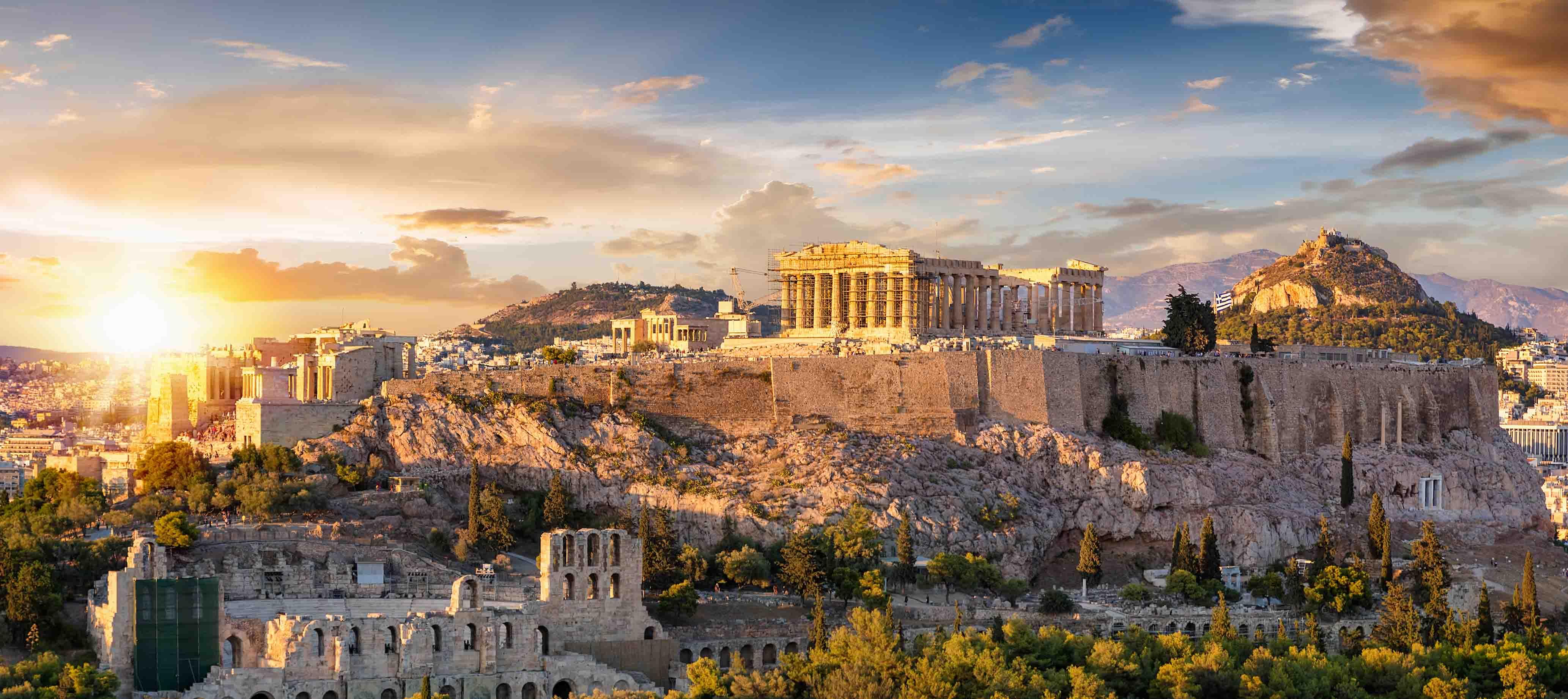 Peloponnes, Grækenland