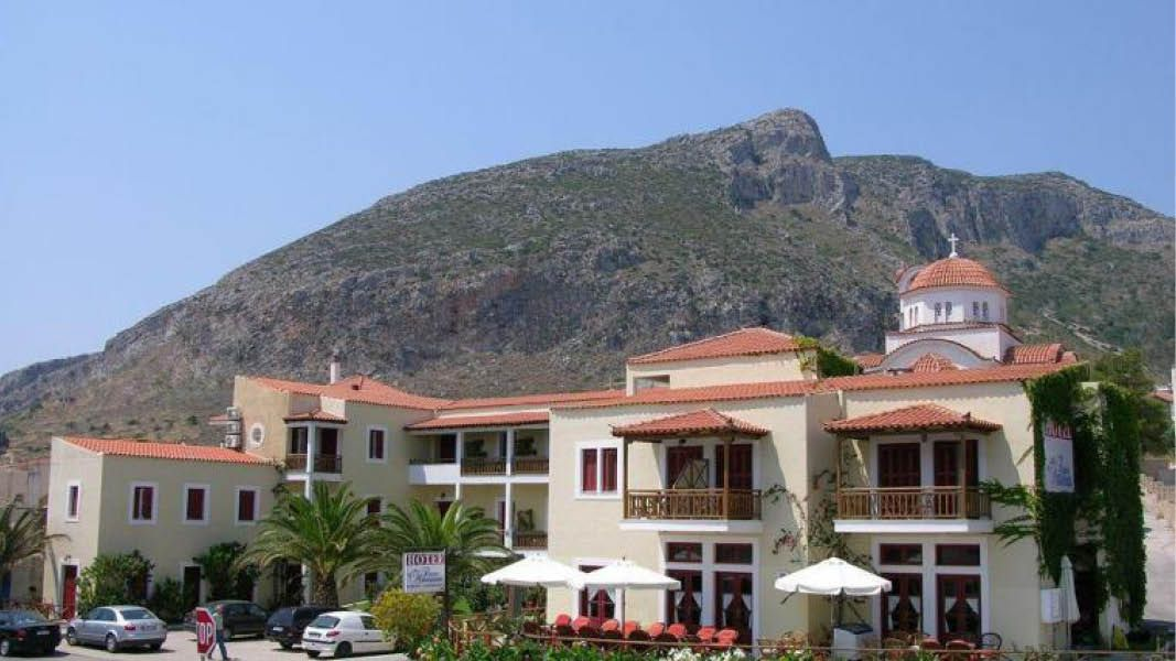 Hotel Flower of Monemvasia