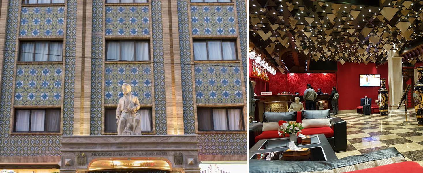 Ferdowski int. grand hotel
