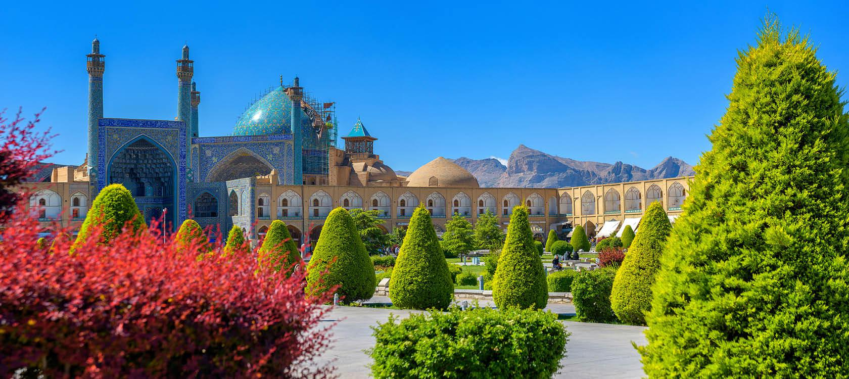 Imam Square, Kulturrejse rundrejse iran de persiske perler