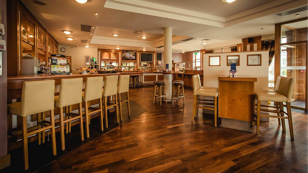 Spisning p� Viking Hotel Waterford